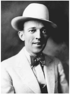 Jimmie Rodgers, the father of country music, was the first musician inducted into the Country Music Hall of Fame. COUNTRY MUSIC FOUNDATION, INC.