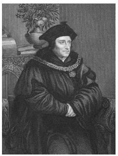 Because of the controversy surrounding Sir Thomas More